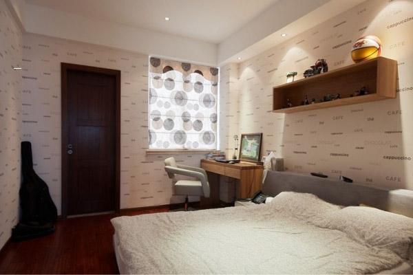 tác dụng cửa gỗ công nghiệp cho phòng ngủ