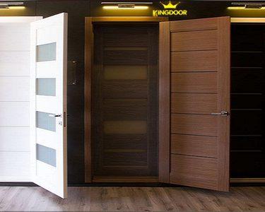 Mẫu cửa đẹp Phong cách hiện đại