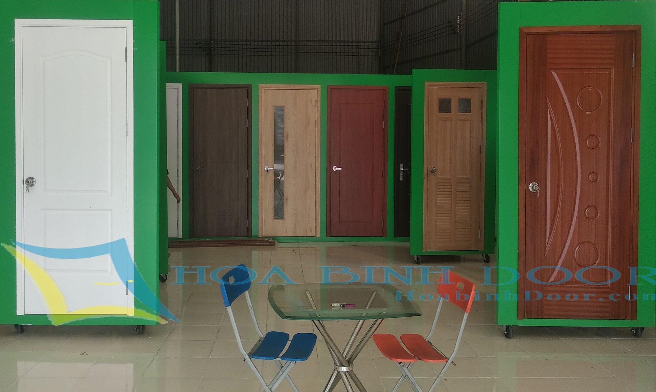 cửa gỗ cửa nhựa mới nhất năm 2021